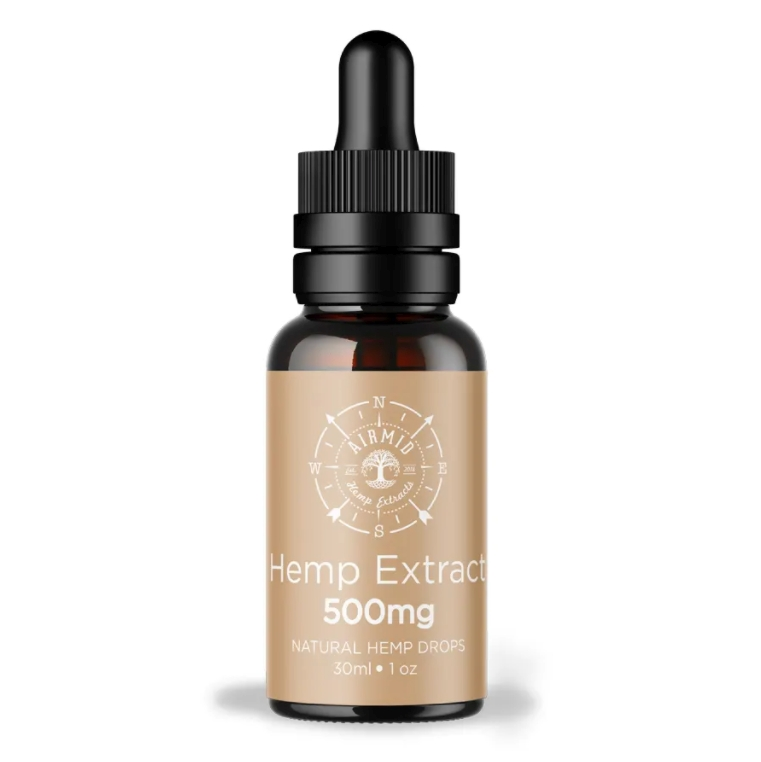 How long does CBD tincture stay in your system
